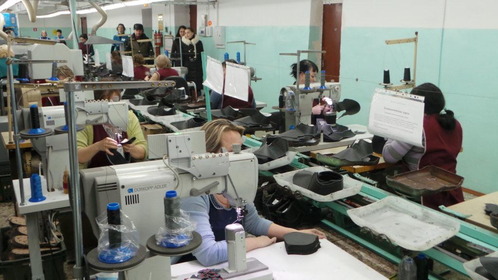 Yoshkar-Ola Shoe Factory received a loan to modernize production