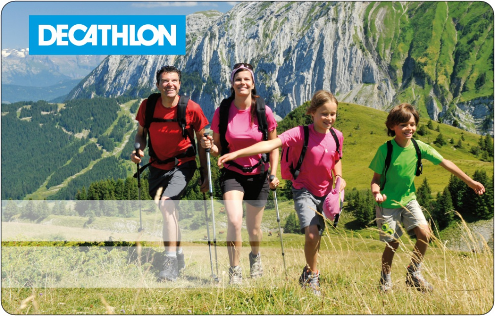 Товарооборот спортивного ретейлера Decathlon составил 9,1 млрд. евро
