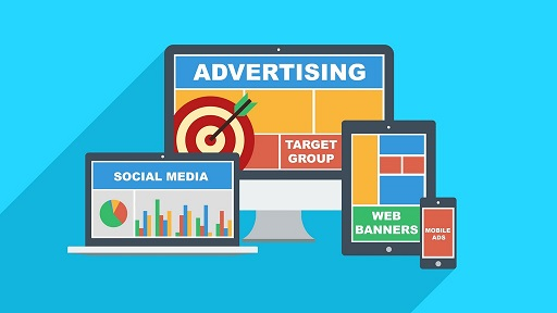 The share of online advertising and television advertising will equal this year