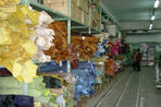 Stocks of shoes and textiles in Belarus exceed all allowable demand waves