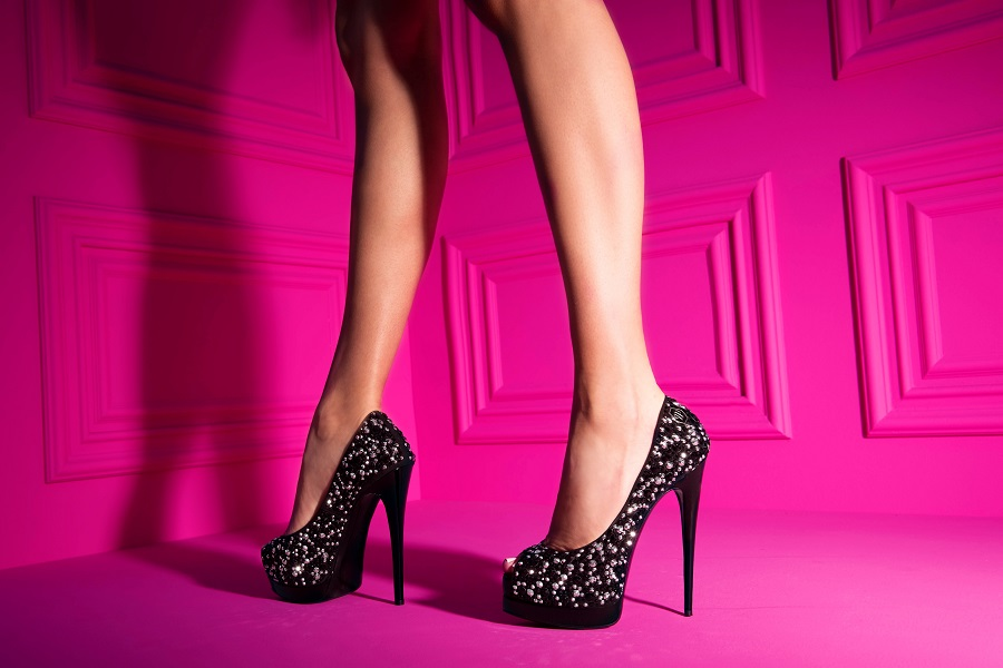 Philipp Plein Introduces 16 See Limited Edition Heel Shoes