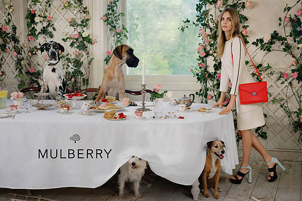 Mulberry will be introduced worldwide