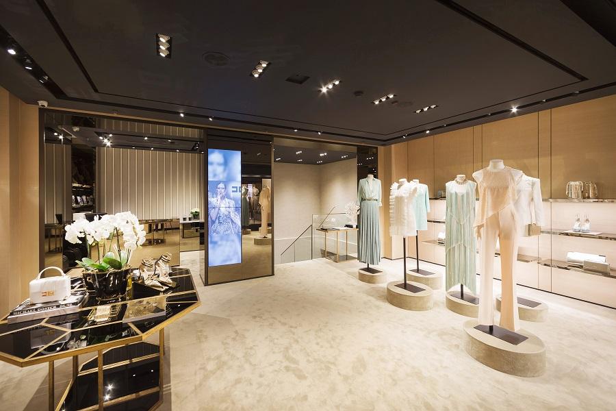 Elisabetta Franchi boutique opens in Bologna