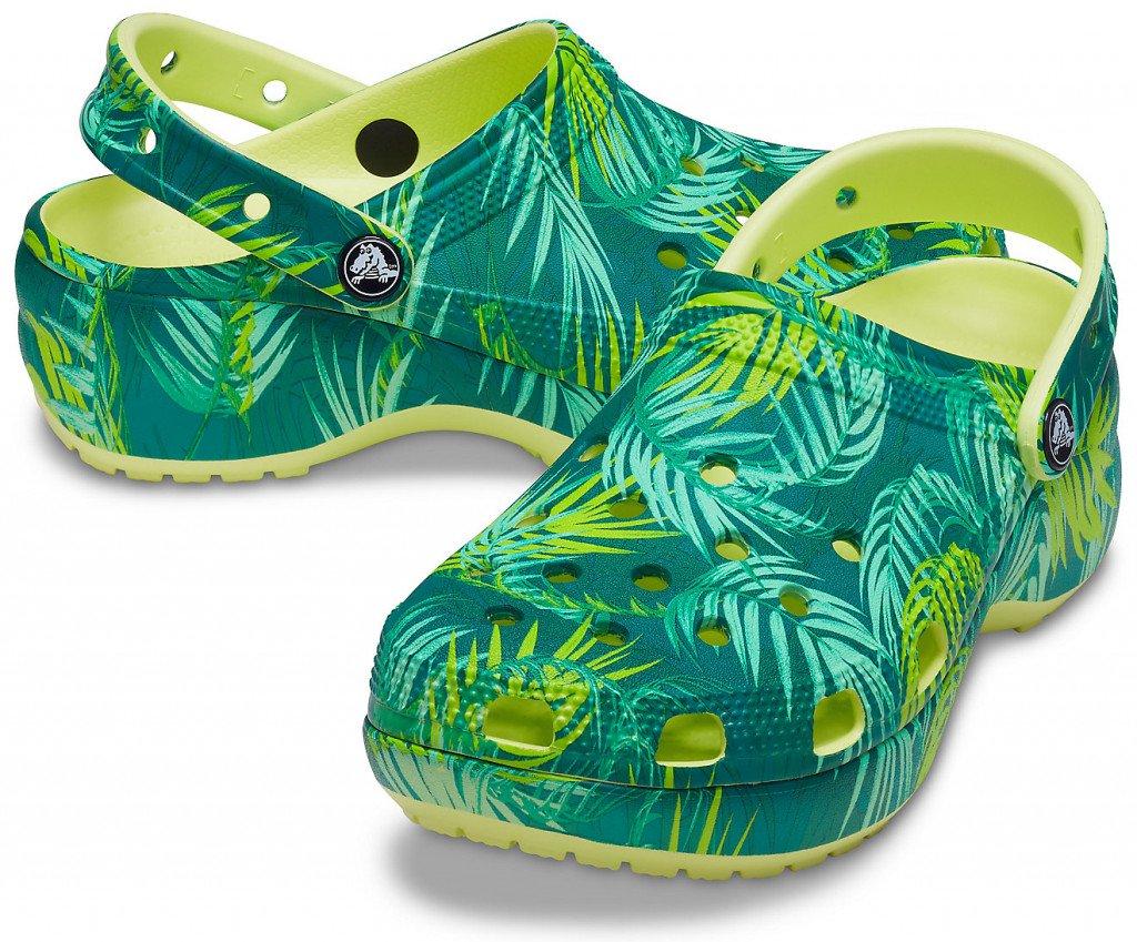 Crocs, Platform, 4599 rub.