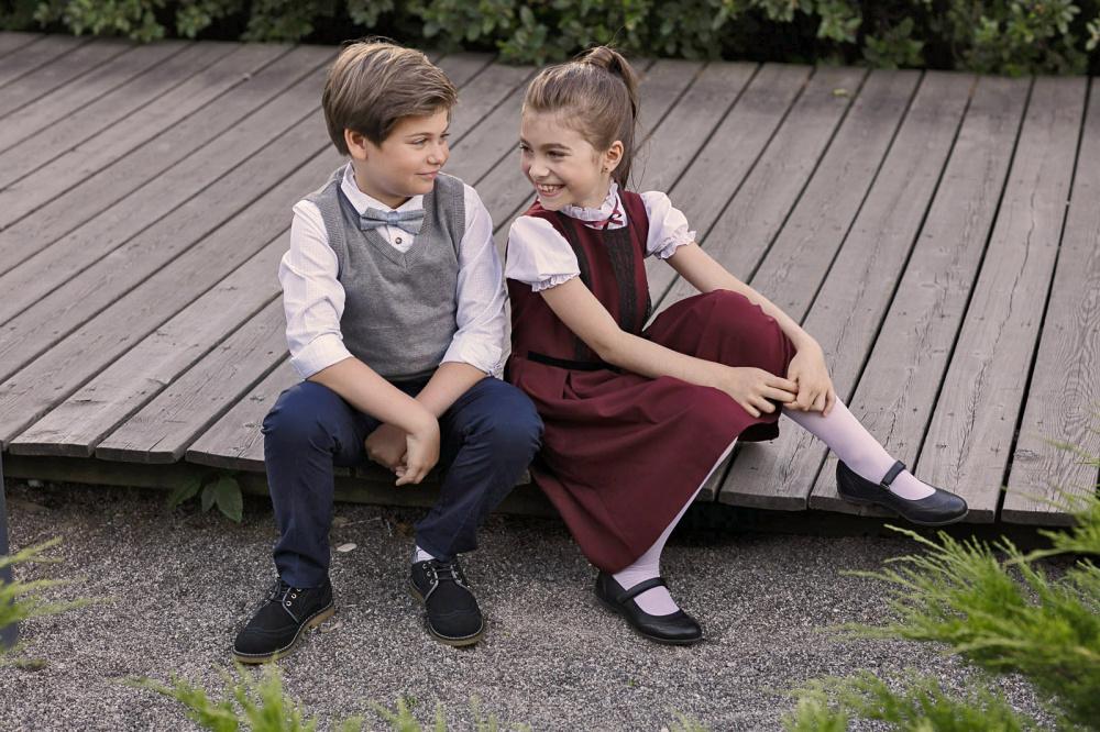Elegami baby shoes - happy parents and happy children