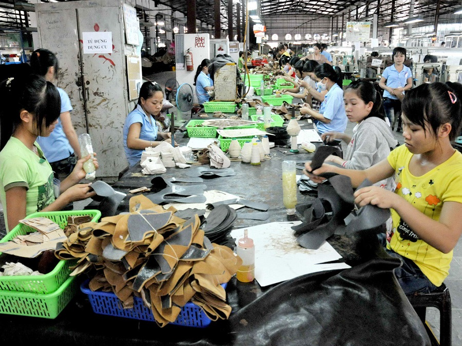 New shoe technology center opened in Vietnam