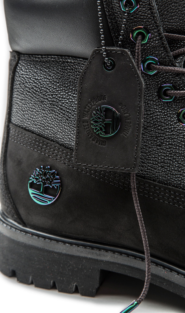 New Timberland boots for the upcoming holidays