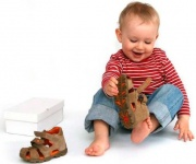 Children's shoe market preferences are changing