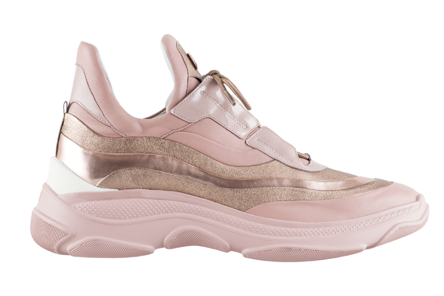 Högl introduced the autumn-winter'19 collection in pastel colors