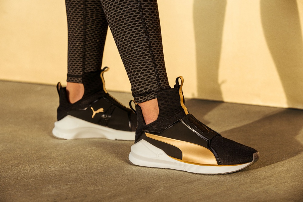 Gold Rush in the new PUMA AW16 Collection