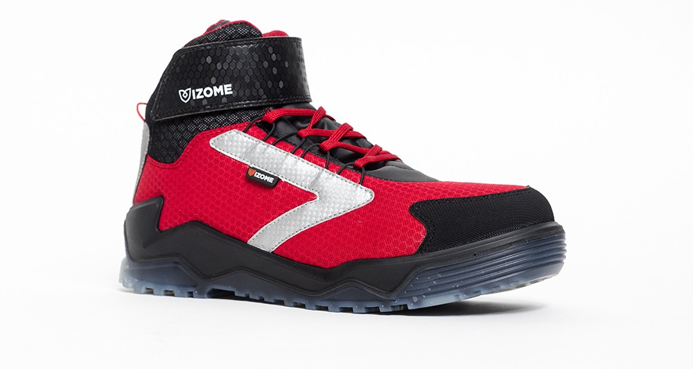French startup Izome has developed shoes that warn of the fall of its owner