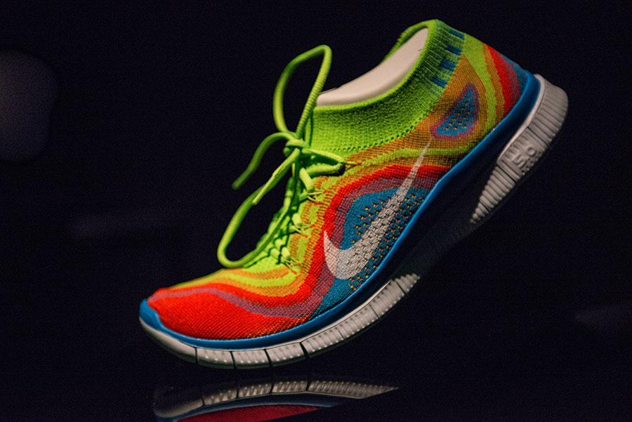 Nike Profit Up 23%