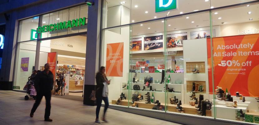 Deichmann opens stores in France