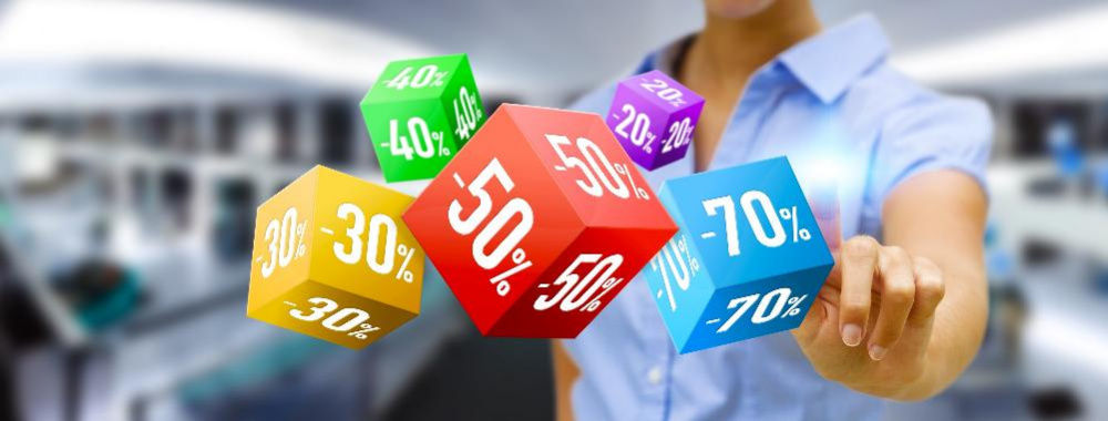 Evaluate the effectiveness of a discount promotion