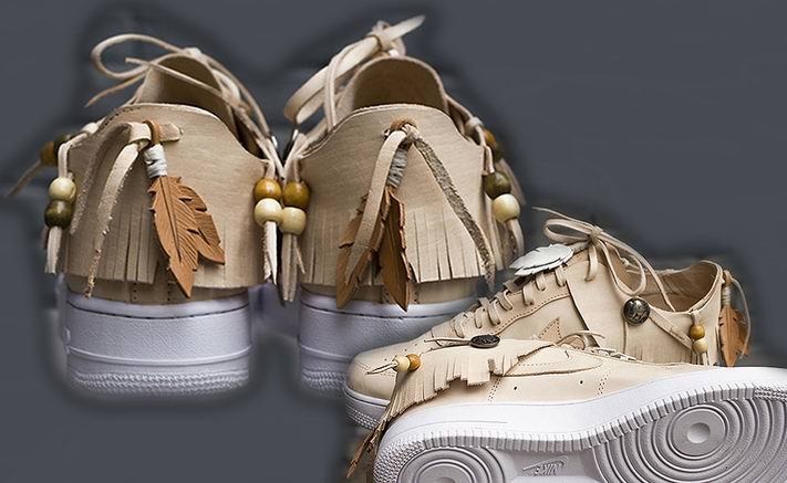 Nike Launches Native American Sneakers