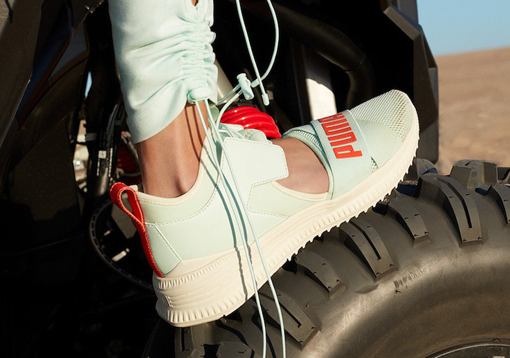 Rihanna and FENTY PUMA are preparing to launch new sneakers