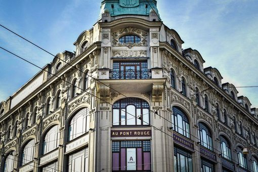 Au Pont Rouge Department Store Earned Online