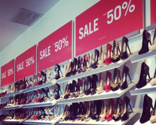 Sales Merchandising Tricks