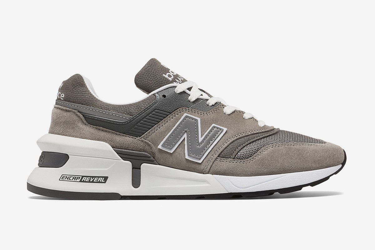 New Balance celebrates Gray Day and launches gray pop up store in Hong Kong