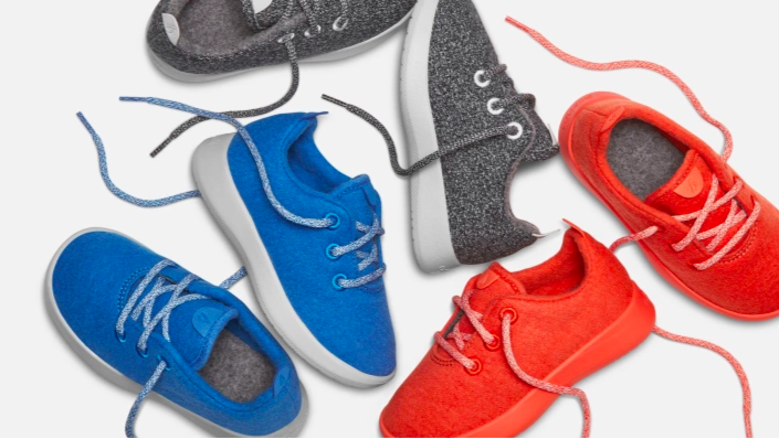 Merino wool shoes for adults and children in the USA
