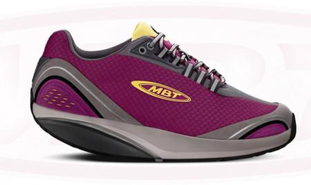 Running shoes brand MVT