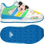 Adidas and Disney again delight children