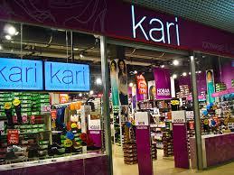 Kari doubled storage space