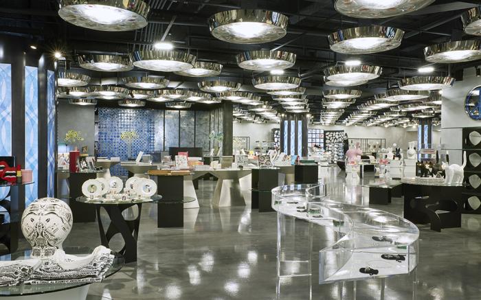 Shoe concept store 10 Corso Como opened in New York