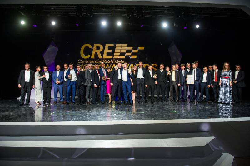 CRE Moscow Awards 2014 took place in Moscow