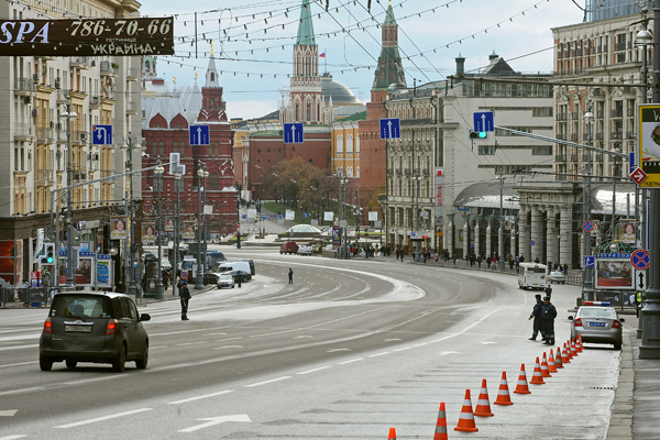 Tverskaya street will have a new concept