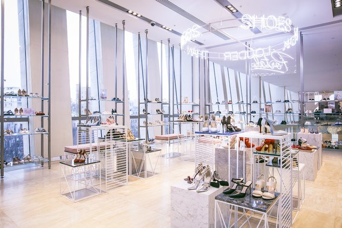 Portal opens fifth store in Moscow