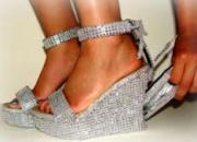 Shoes with a secret