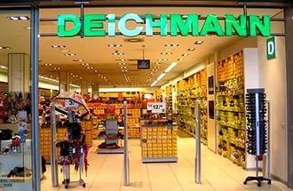 Deichmann started moving to Russian regions