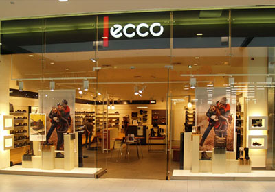 The third Ecco opened in Rostov-on-Don