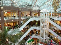 Moscow and St. Petersburg are oversaturated with shopping centers