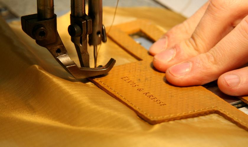 Burberry and Elvis & Kresse put waste from leather products into operation