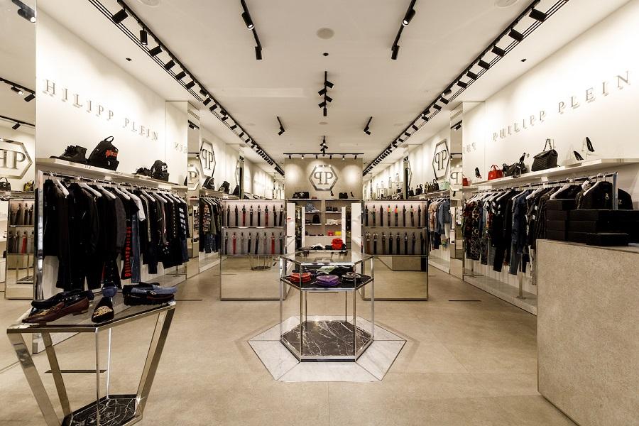 Die Boutique Philipp Plein wird im Outlet Moscow eröffnet
