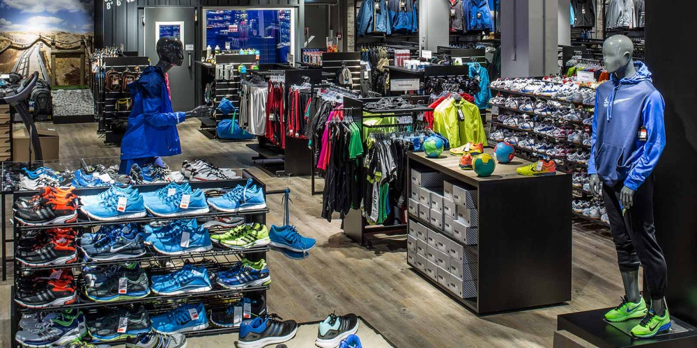 Intersport increases the number of stores in Russia by three times