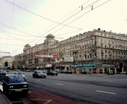 On the main avenues of Moscow, only 5% of retail space is empty