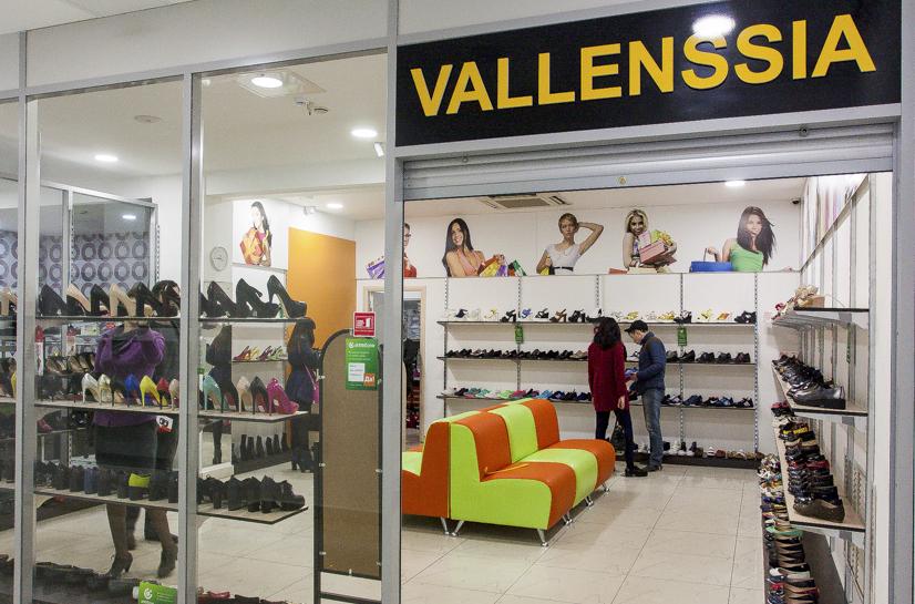 Opening of Vallenssia in Chita