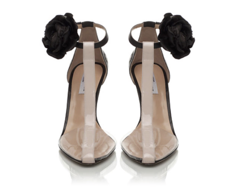 Svetlana Kushnerova has released a collection of shoes