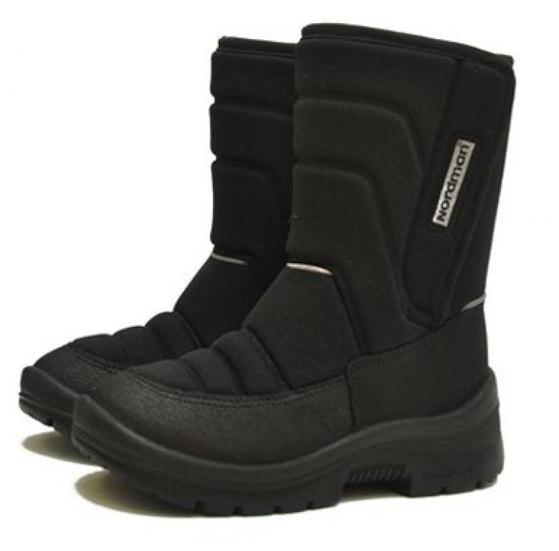 Pskov-Polymer introduced new children's winter boots