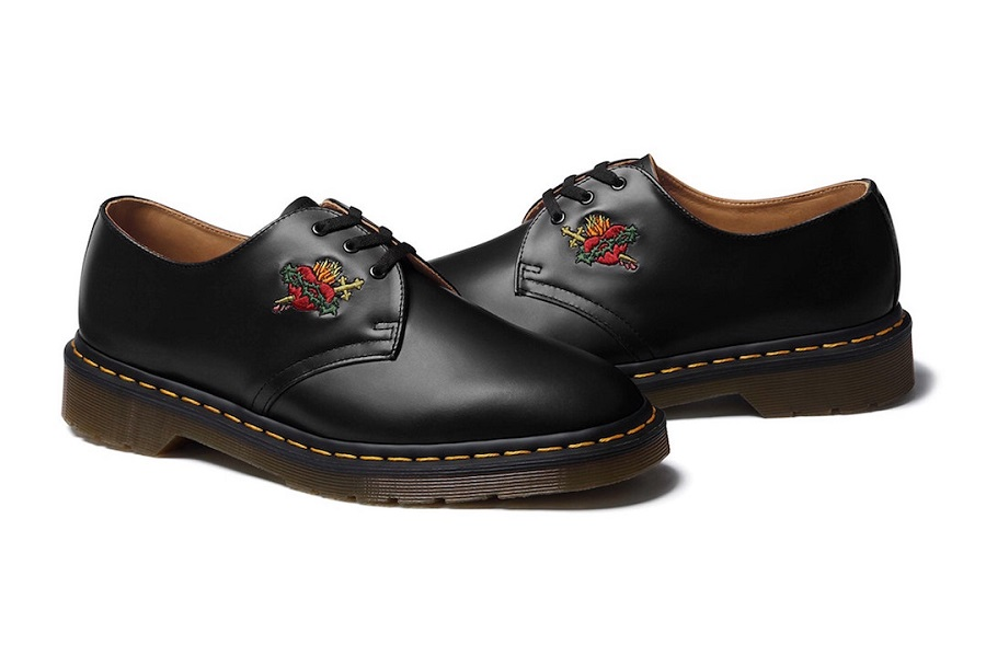 Supreme and Dr. Martens released a joint collection