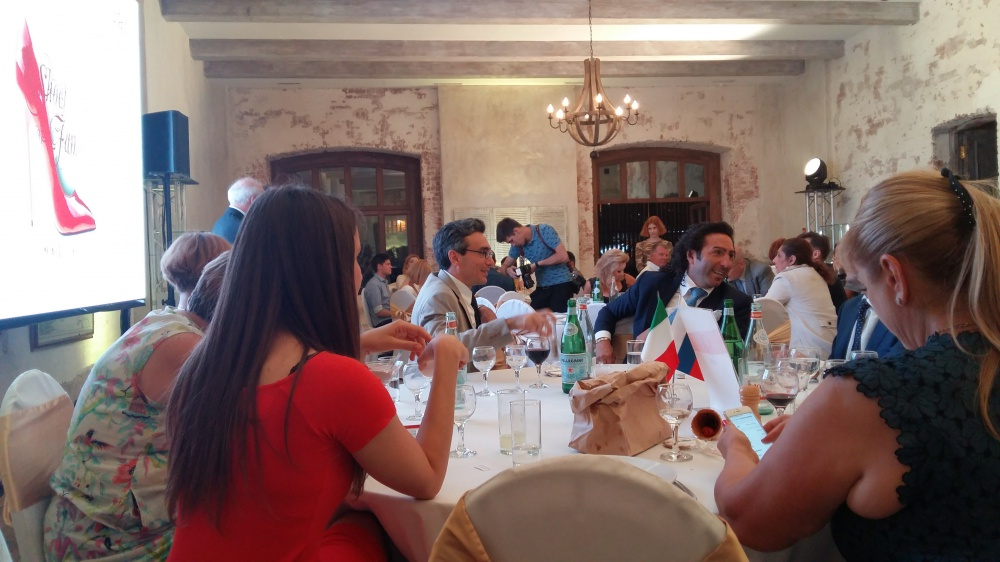 The presentation of the Italian MICAM was held in Moscow