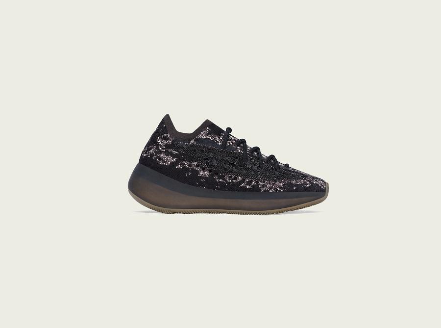 adidas + Kanye West, Yeezy Boost 380 Onyx RF, 19999 rub.