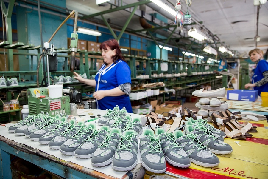 The prospects for the development of shoe production were discussed in Novosibirsk