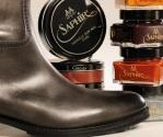 SAPHIR professional leather restoration products help your shoe survive the spring