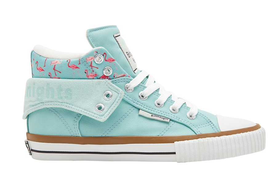 The new collection of British Knights trend sneakers and cult sneakers of American teenagers