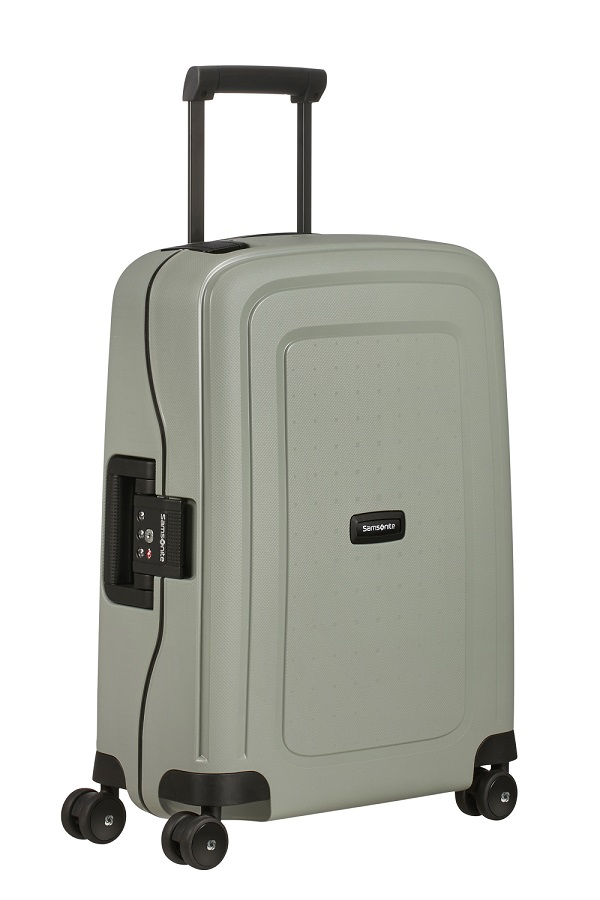 Samsonite launches recycled polypropylene suitcase collection