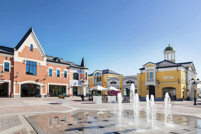 Outlet Village Belaya Dacha Launches Mobile Application